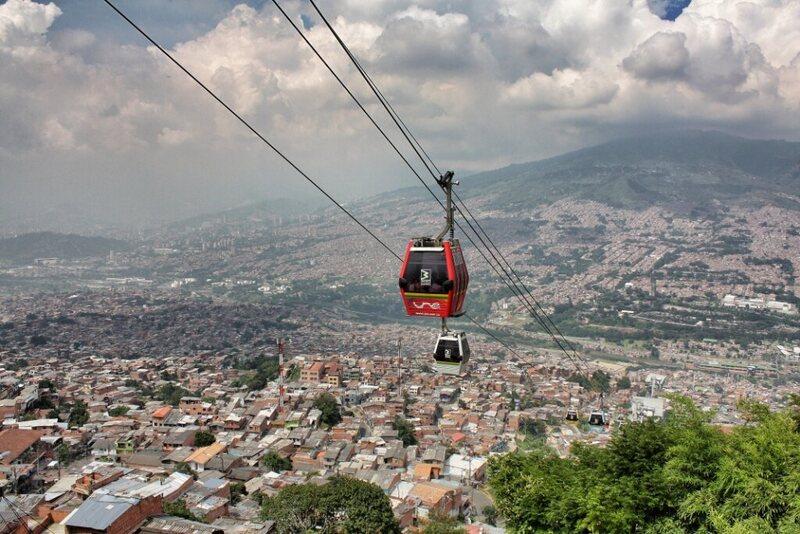 18 of the World's Most Wondrous Public Transportation Options