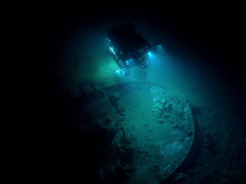 How to Explore a Shipwreck From the Comfort of Your Couch