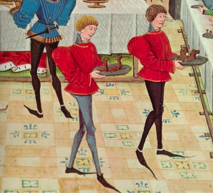 Why Were Medieval Europeans So Obsessed With Long, Pointy Shoes ...