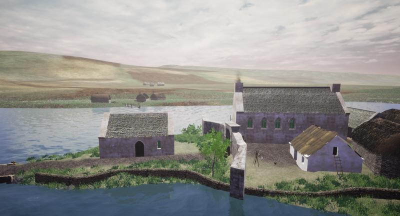 Walk Through the Halls of Scotland's Lords of the Isles (Virtually)