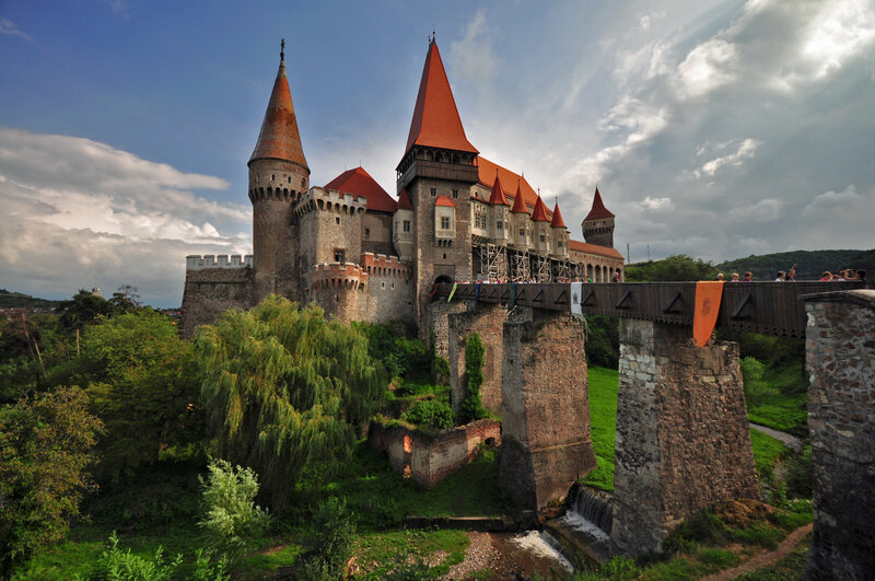 16 Real Castles That Make The World More Wondrous Atlas Obscura