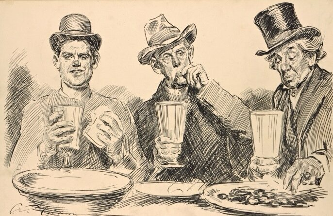 To Evade Pre Prohibition Drinking Laws New Yorkers Created