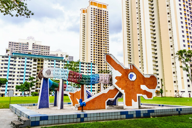 In Singapore, Playgrounds Are Capsules of National Identity