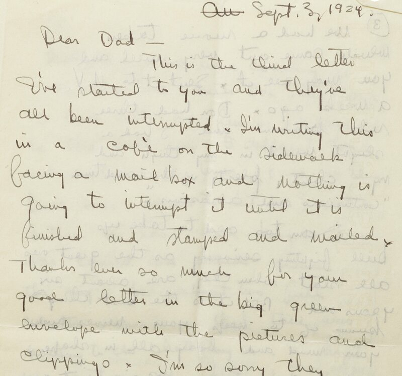 Sold: A Letter Where Hemingway Complains That He Sucks at Bullfighting