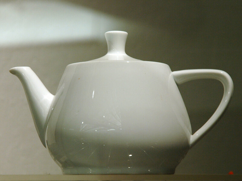 Why a Computer History Museum Owns a Legendary Teapot