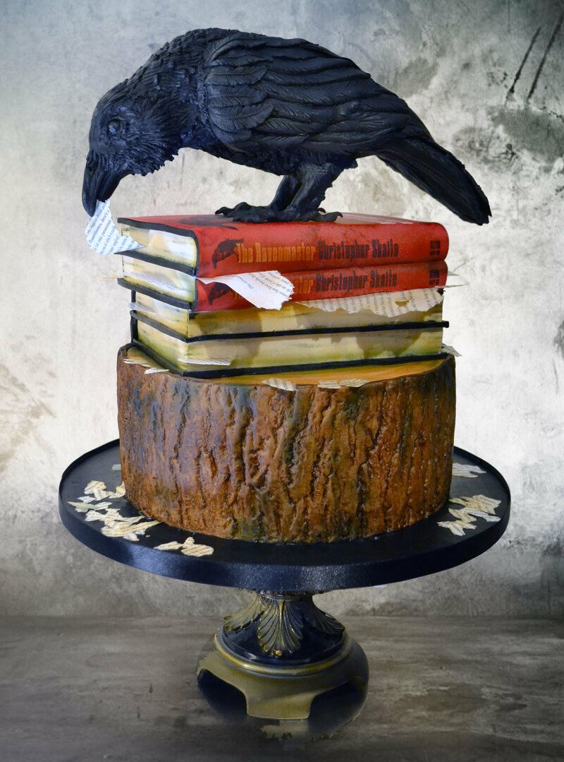 Quoth the raven, Nevermore.