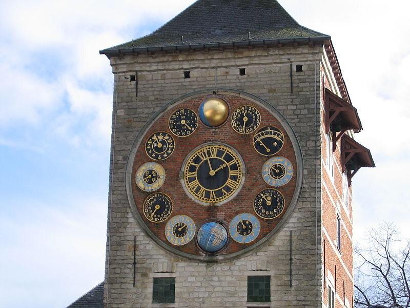 17 Landmark Clocks Worth Making Time For