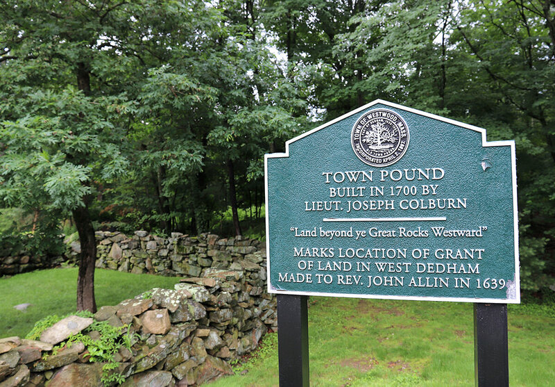 New England Is Riddled With These Mysterious Stone