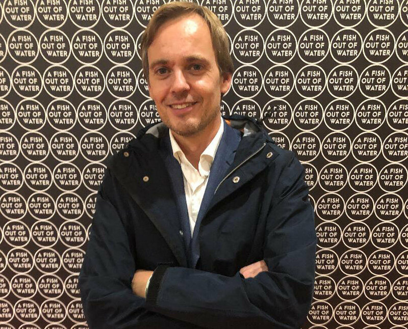 The Italian connection: Olaf Pedersen is a former CEO of Glea Sjømat, one of Røst's main stockfish companies. He recently moved from Røst to Milan, where he oversees a collective of 22 stockfish producers.