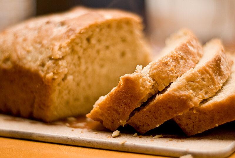 Turn bland brews into delicious bread.