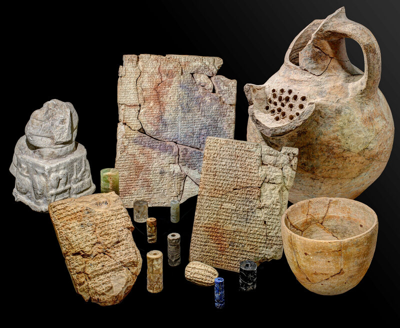 Within the Yale Babylonian Collection, the tablets offer an edible link to the past.
