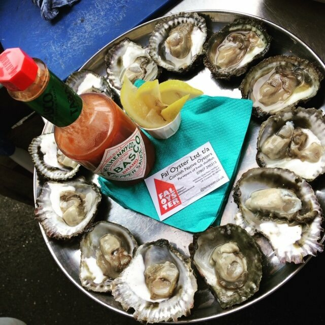 Oystermen are turning to selling natives directly to the public.