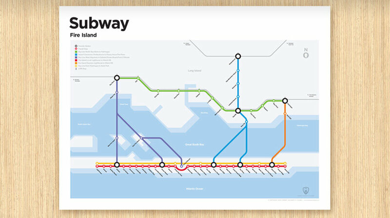 Founders Island Subway Map.How To Get There From Here Imaginary Transit Maps From Albuquerque