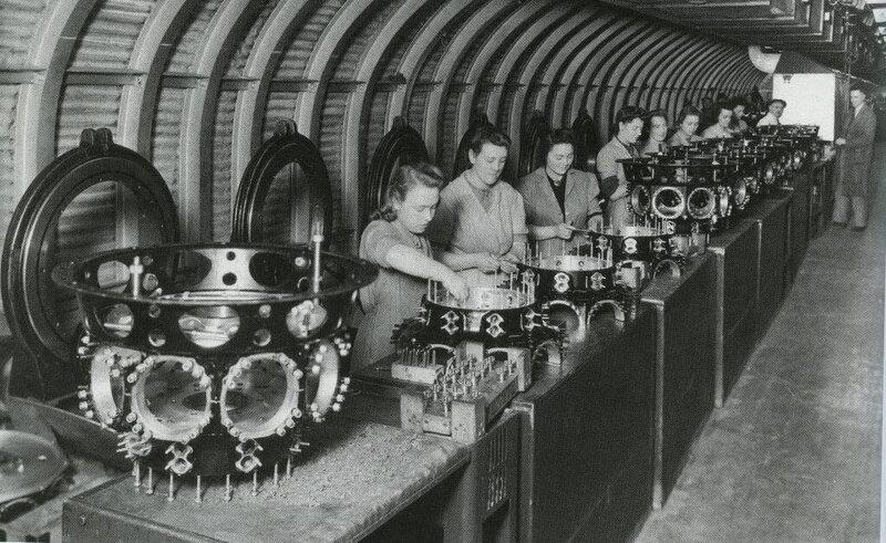 Blackout Below Birmingham In The Abandoned Wwii Tunnels