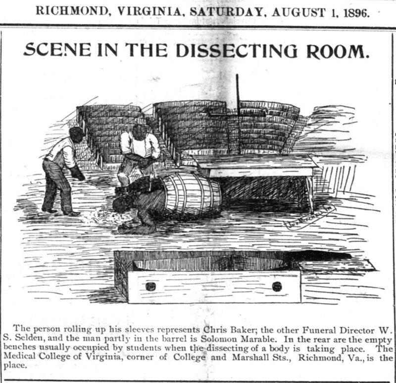 bodies in the basement  the forgotten stolen bones of america u0026 39 s medical schools