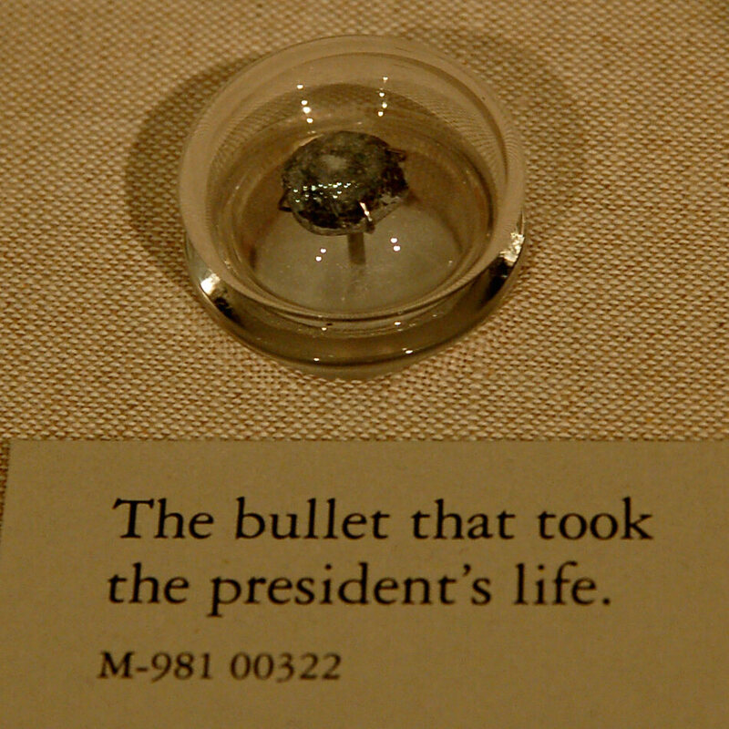Assassination Artifacts 6 Items From Lincoln S Last Moments Atlas
