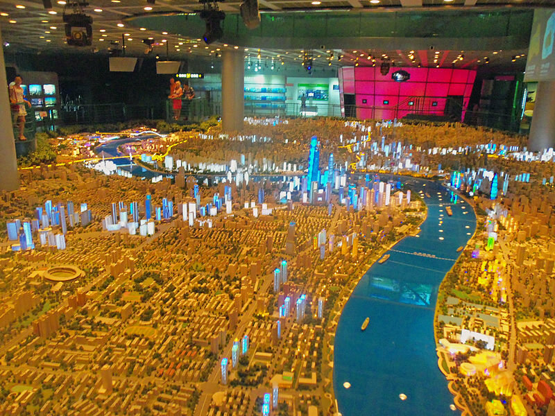 Bright Lights, Small City: The Artistry of 5 Model Cities