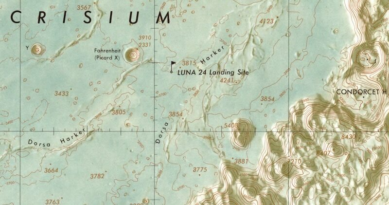 7 maps that only could have been made in the 20th century atlas
