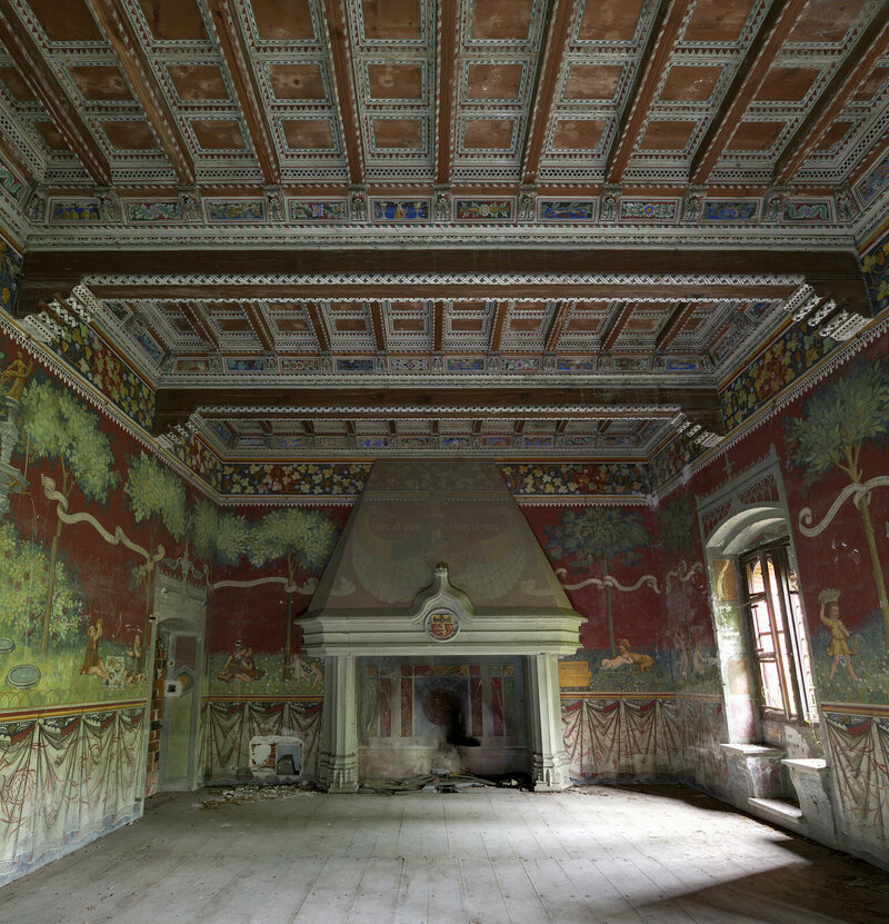 Forgotten Heritage: Exploring Italy's Abandoned Castles