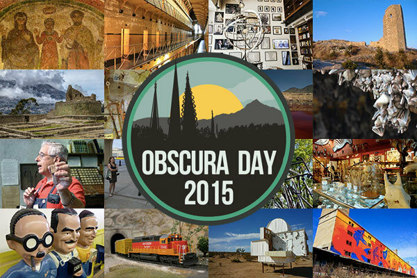 #ObscuraDay Rolling Round-Up