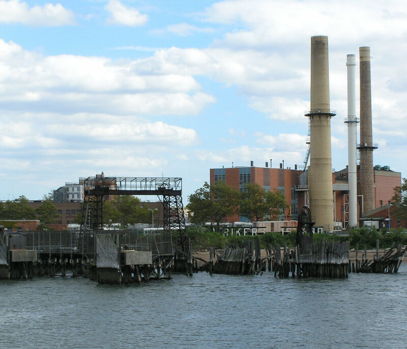 Islands of The Undesirables: Rikers Island - Atlas Obscura