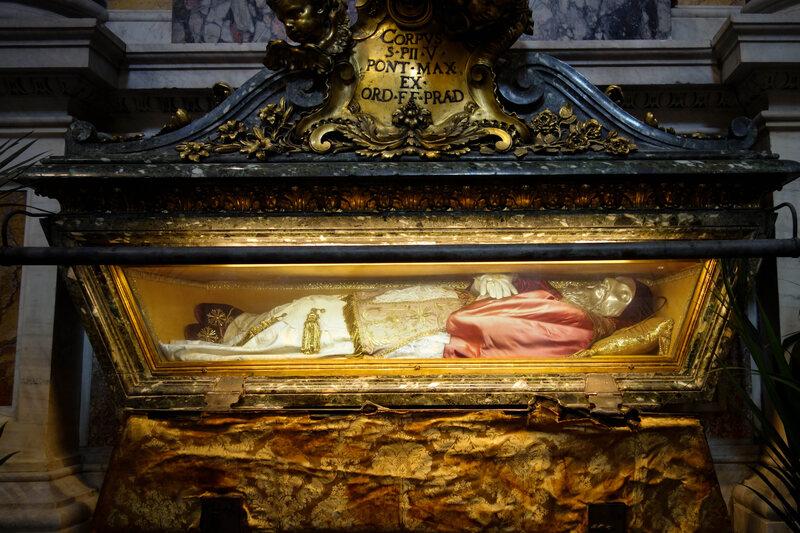 Saint Cecilia Body
