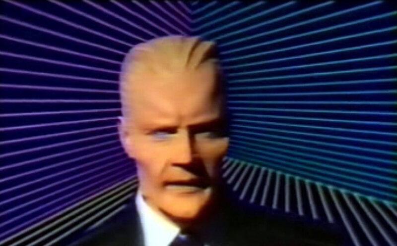 The Freakiest Tv Hack Of The 1980s Max Headroom Atlas