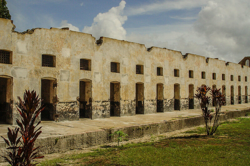 Inside the Brutal French Guiana Prison That Inspired