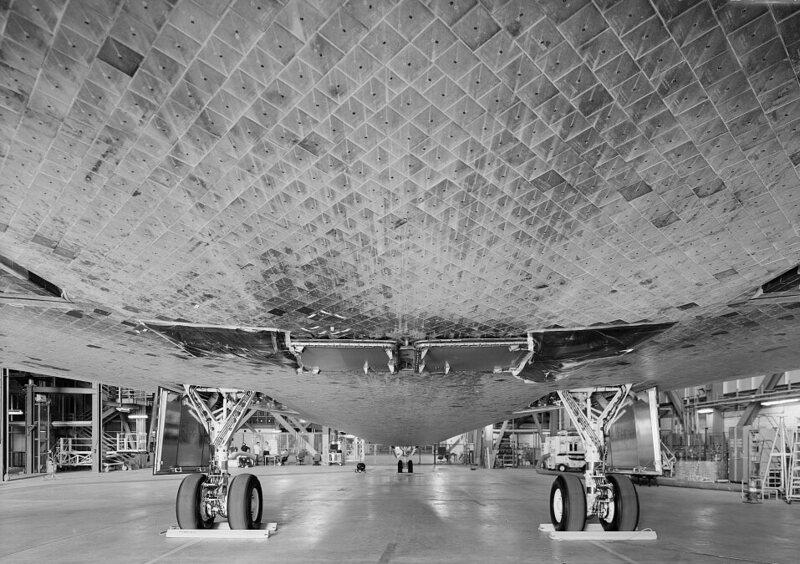 space shuttle tile glue - photo #43