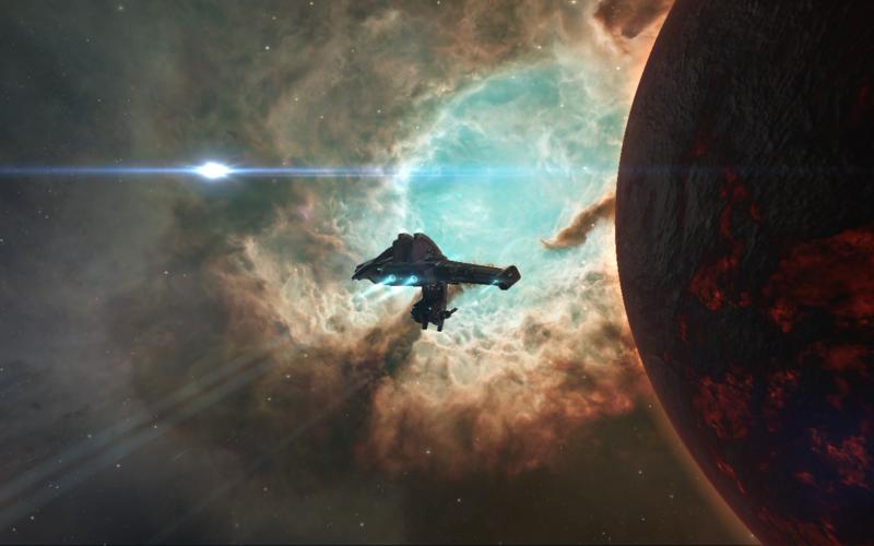 Hidden Wonders of the Digital World: EVE Online - Atlas Obscura