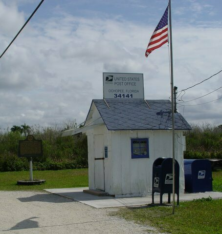 Ochopee Post Office