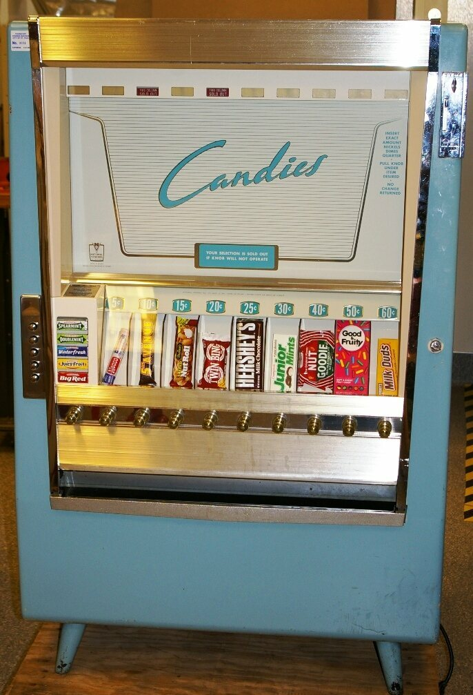 The History of Vending Machines Goes Back to the 1st Century