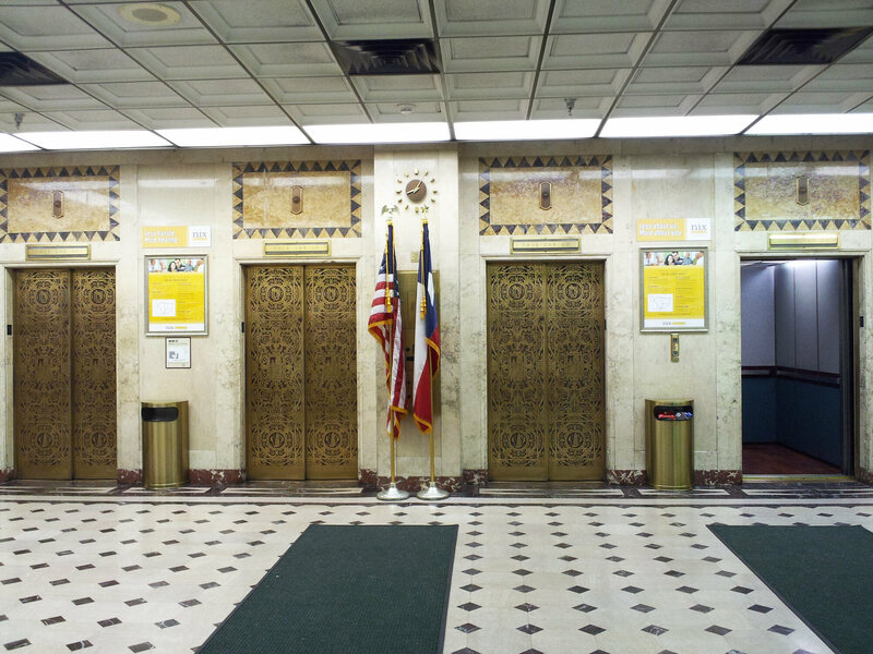Nix Hospital Elevator Lobby San Antonio