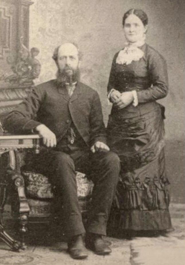 Mr. and Mrs. Hemsley.