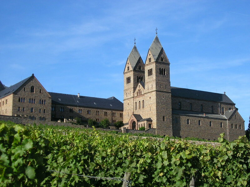 The nuns of Eibingen Abbey, or the Abbey of St. Hildegard, still make the saint's cookie recipe and sell treats in their store.
