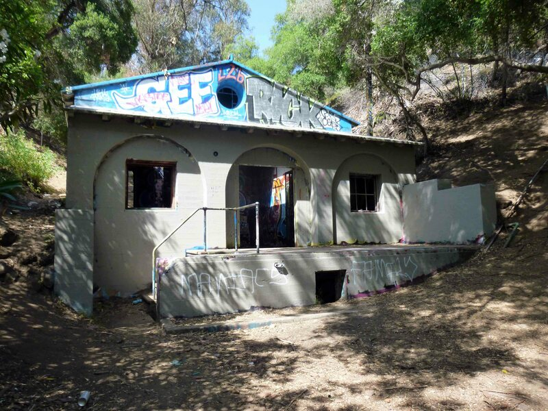 Rustic Canyon's Nazi Murphy Ranch in Los Angeles