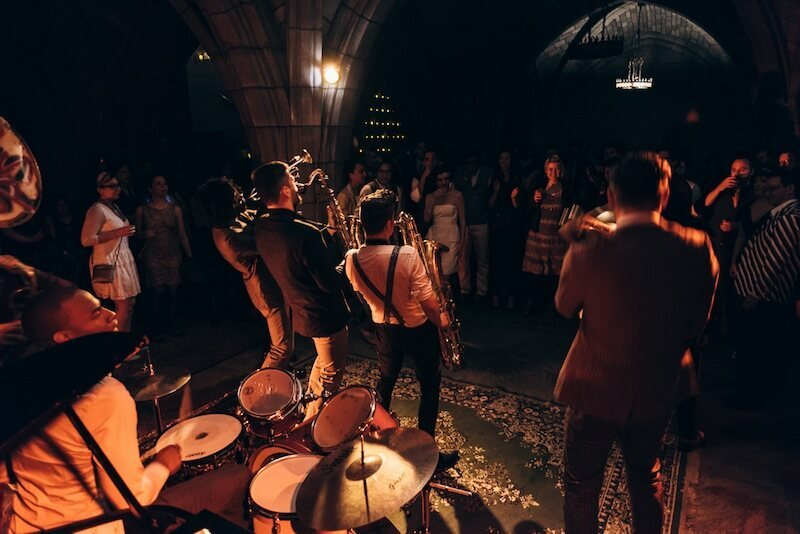 Atlas Obscura in Harlem's Church of the Intercession crypt
