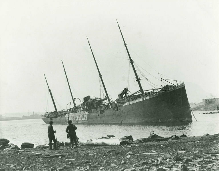 Abandon Ship: 5 Maritime Disasters Lost to Time - Atlas Obscura