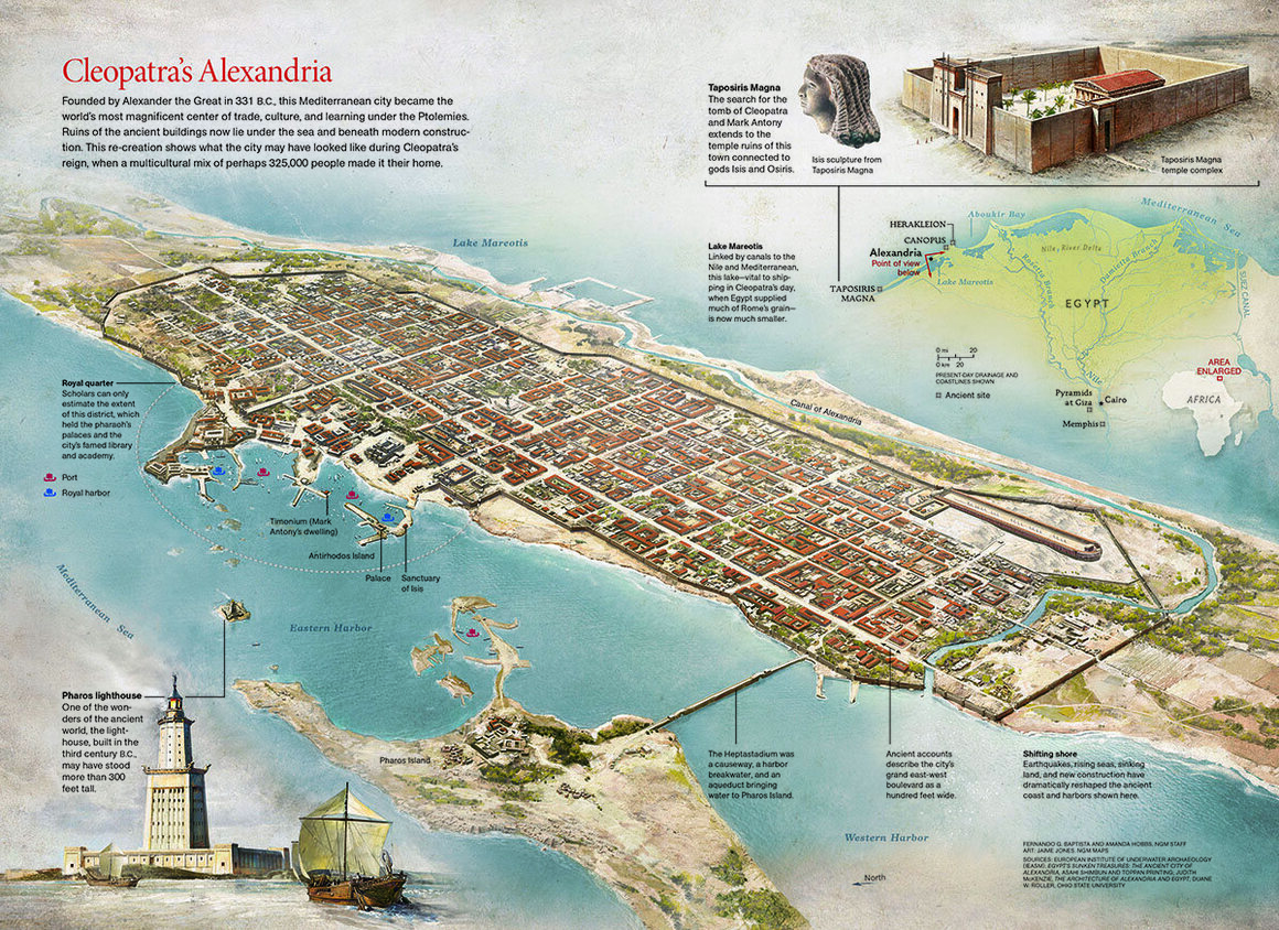 See The Most Captivating Infographics Of The Last Century Atlas - Map of egypt national geographic