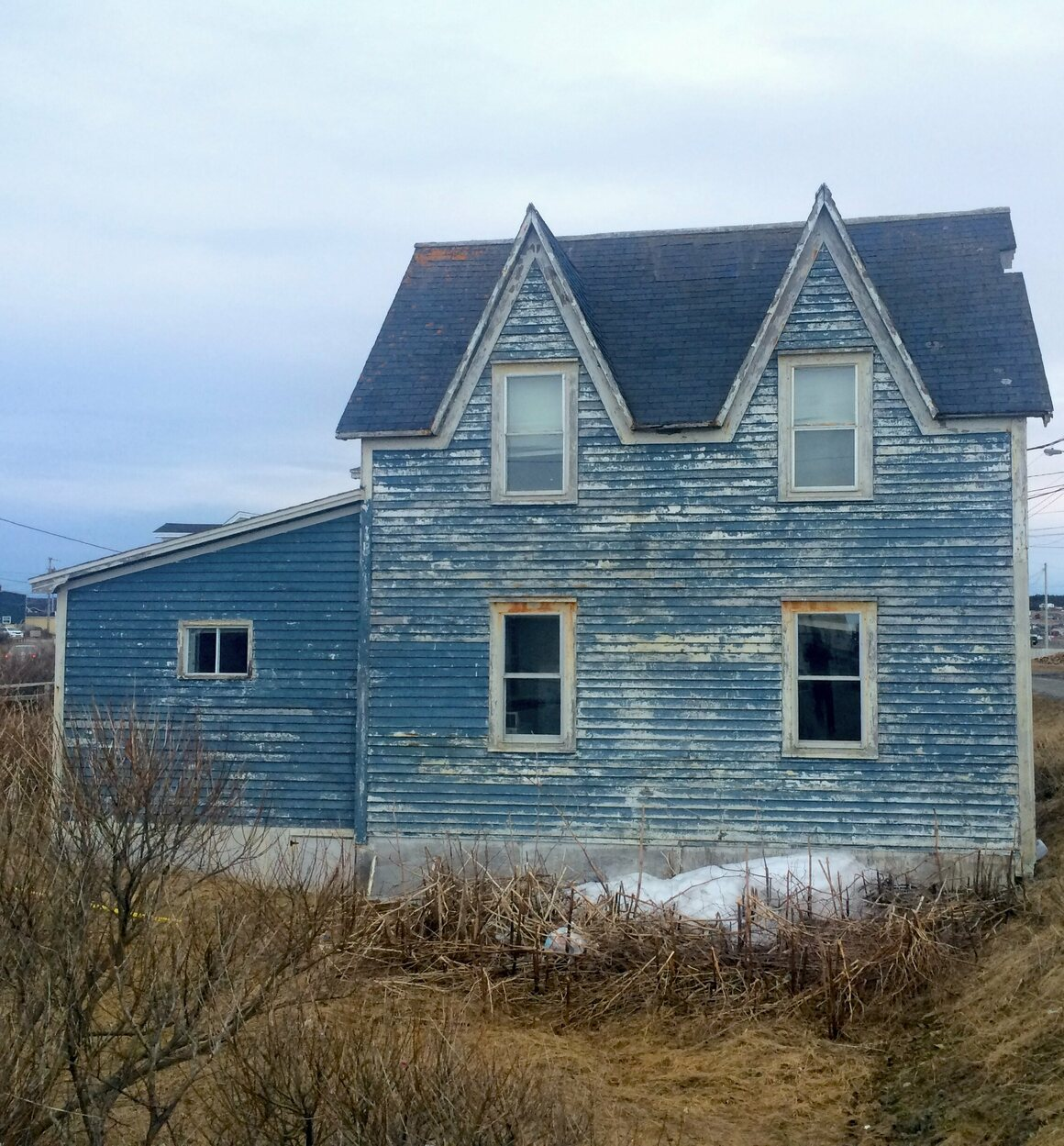 Abandoned family home, Bonavista Bay.