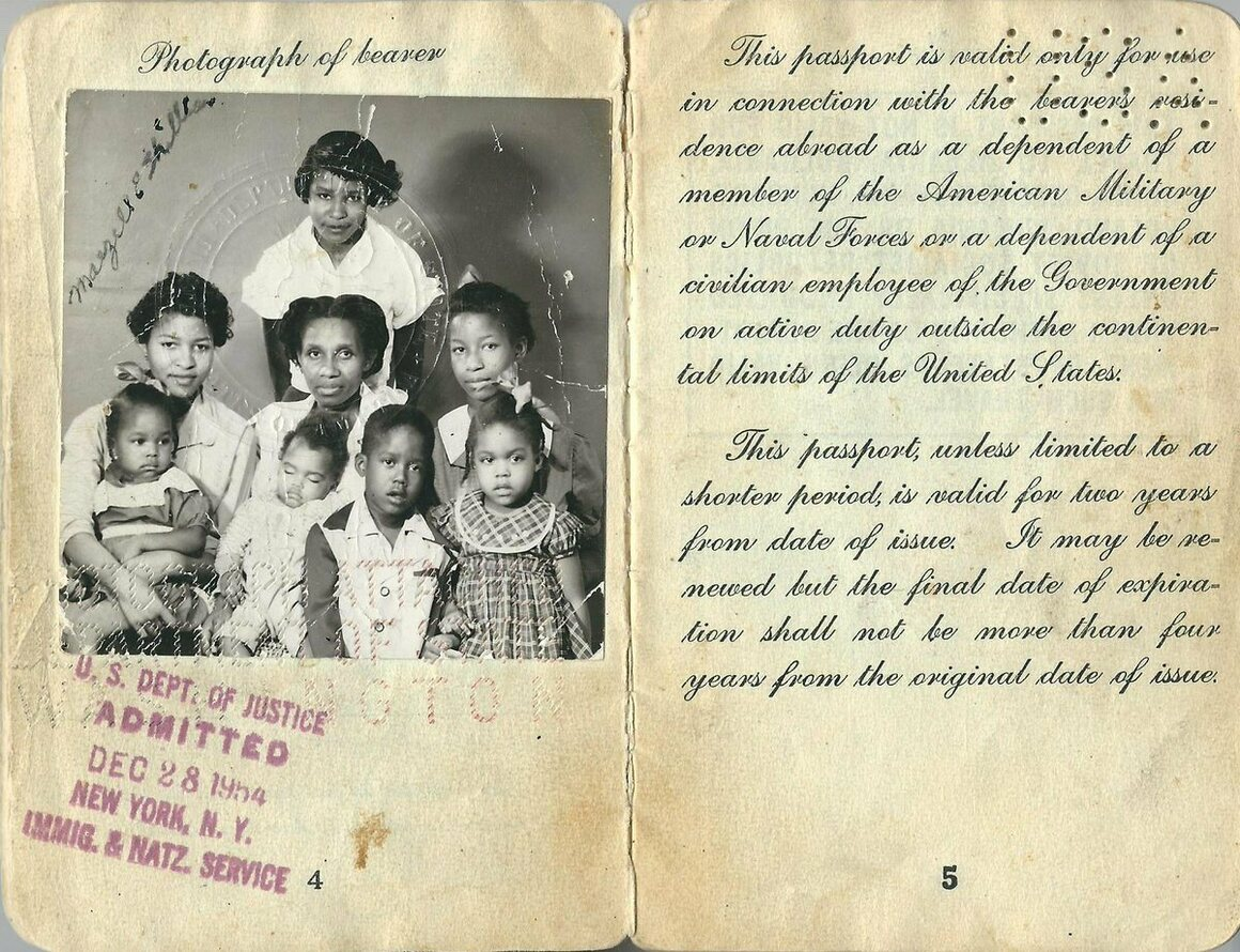 The History of Passport Photos, From 'Anything Goes' to Today's