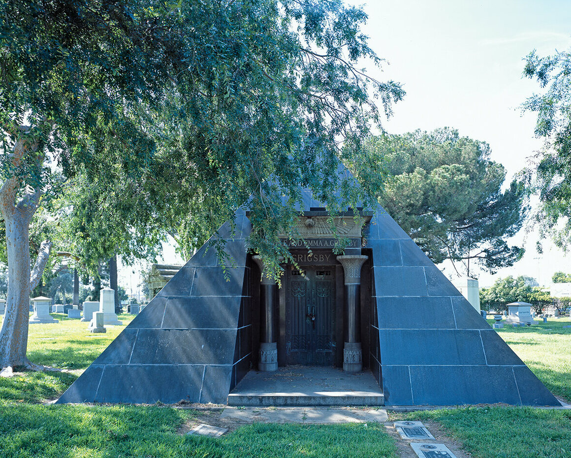 Angelus Rosedale Cemetery, Los Angeles, is the resting place of Hattie McDaniel, the first African-American actress to win an Oscar. Her original wish, to be buried at the Hollywood Memorial Cemetery, was denied because at the time of her death in 1952, it was segregated.