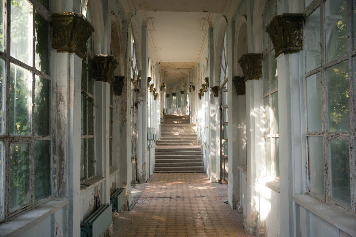 Treatment in a sanatorium in Sochi. List of resorts, photos and reviews 78