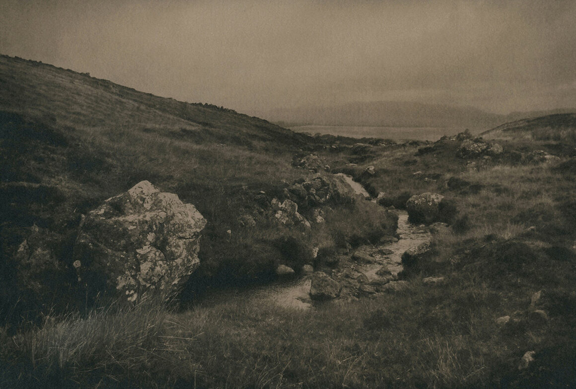 Path to Murrisk Mass Rock.