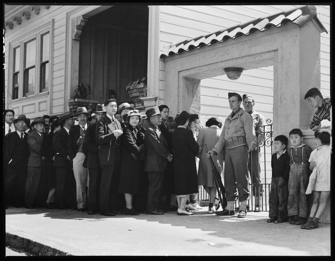 San Francisco, California, April 25, 1942.