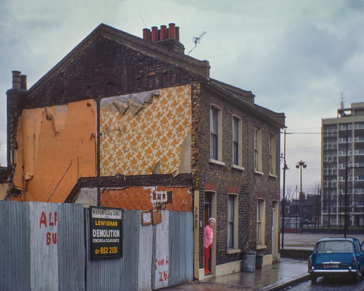 Belhaven Street, 1977.