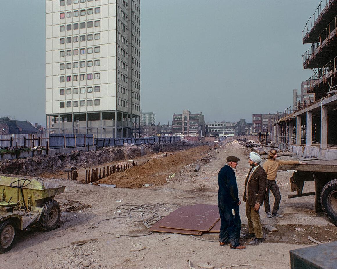 Watney Market, 1974.