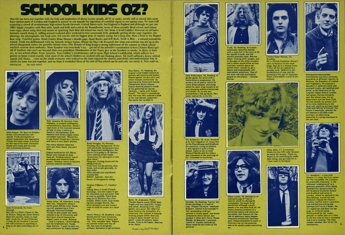 The Underground Magazine That Sparked the Longest Obscenity Trial in