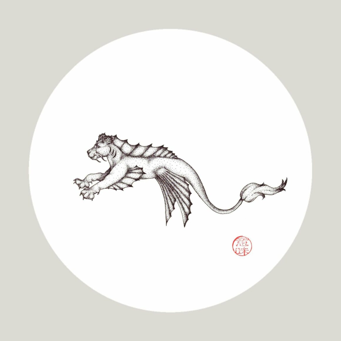 One Artist\'s Mission to Illustrate All the World\'s Mythical Beasts ...