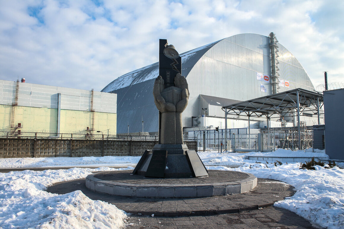A Visit to Chernobyl as It Transforms Into a Solar Farm